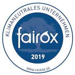 Fairox klimaneutral